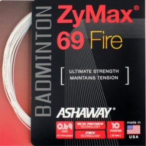 Ashaway ZyMax 69 Fire Badminton string