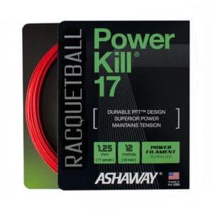 Ashaway Power Kill 17 1.25mm 12 Set